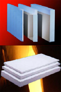 Image of Ceramic Fiber Board - Refractory product
